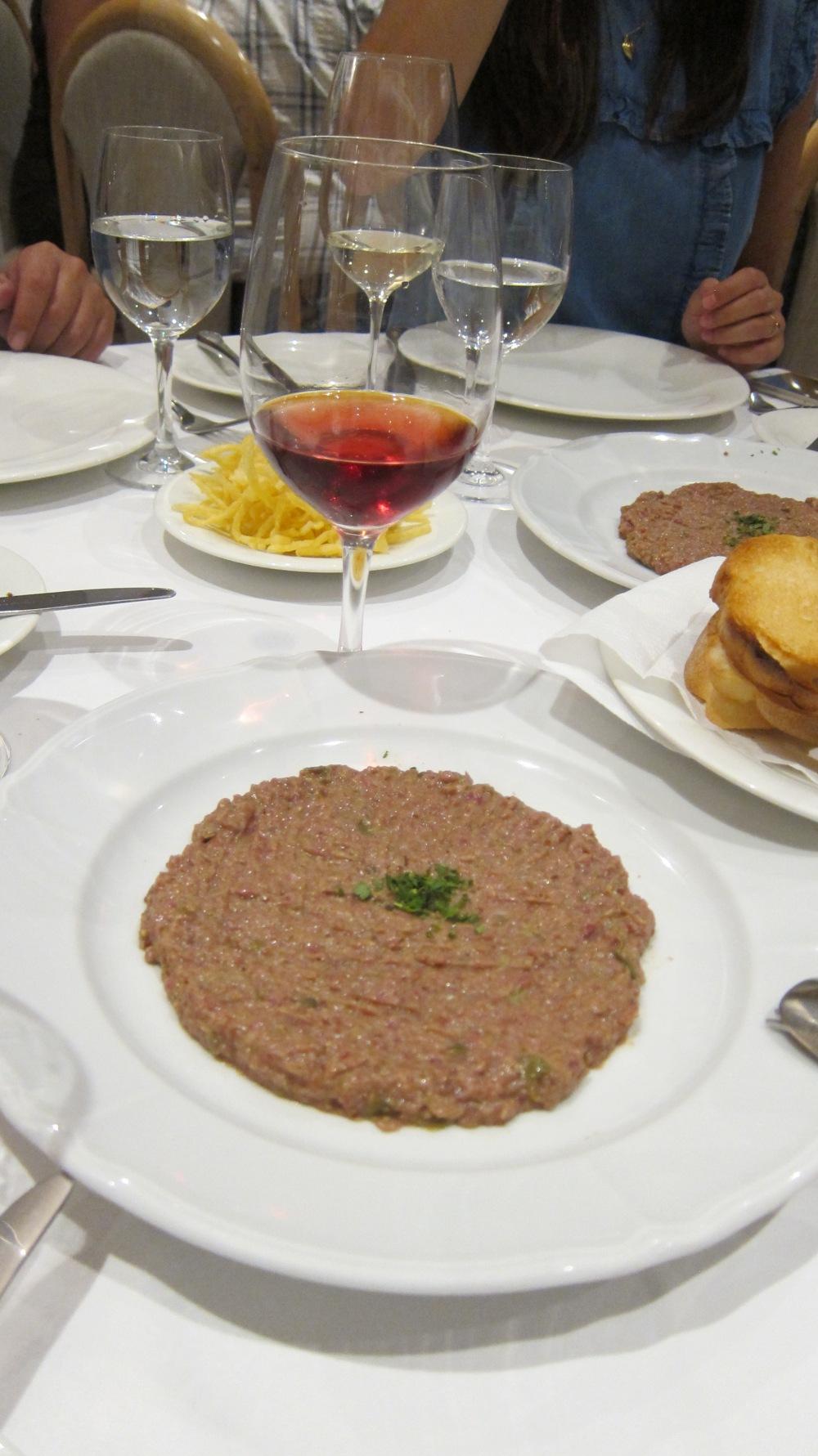 El Gastrónomo-Tartare